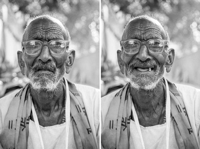 Преображение. Вриндаван, Уттар Прадеш, Индия. Автор: Jay Weinstein.