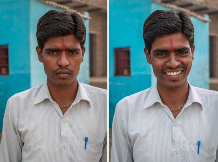 Деревня Рал, Уттар Прадеш, Индия. Автор: Jay Weinstein.