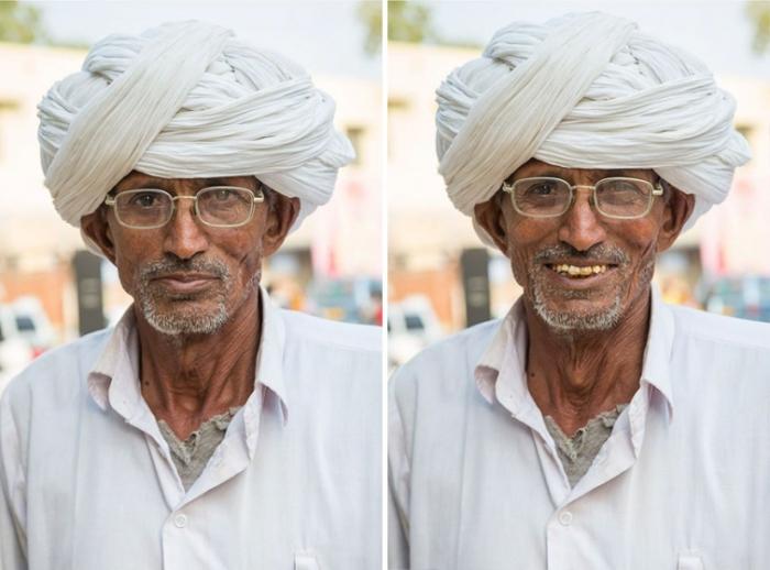 Деревня Багру, Раджастхан, Индия. Автор: Jay Weinstein.