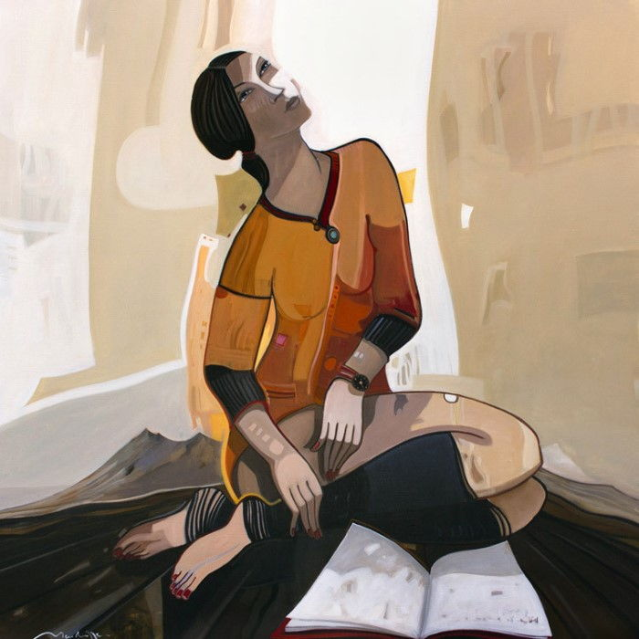 Мечты о прекрасном. Автор: Jean-Louis Mendrisse.