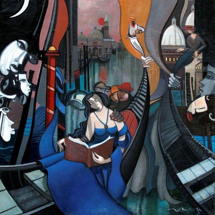 Сказочные истории. Автор: Jean-Louis Mendrisse.