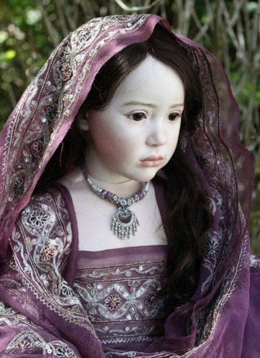 Маленькая принцесса. Автор: Jeanne Gross.