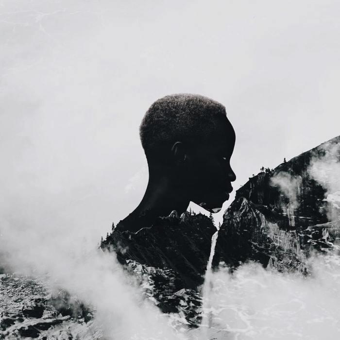 «Чёрная» экзотика: Взрывные интимно-таинственные цифровые картины, в которых слышна музыка