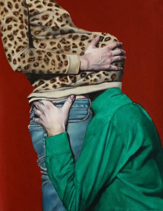 Поцелуи.  Автор: Jennifer R A Campbell.