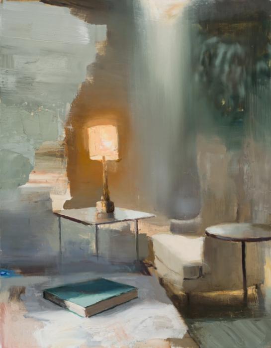 Серые стены мрачного дома... Автор работ:  Джереми Миранда (Jeremy Miranda).