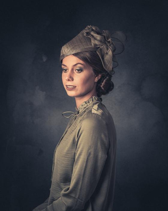 Элегантные шляпки, которые однозначно приглянуться модницам. Автор: Jeroen Adema.