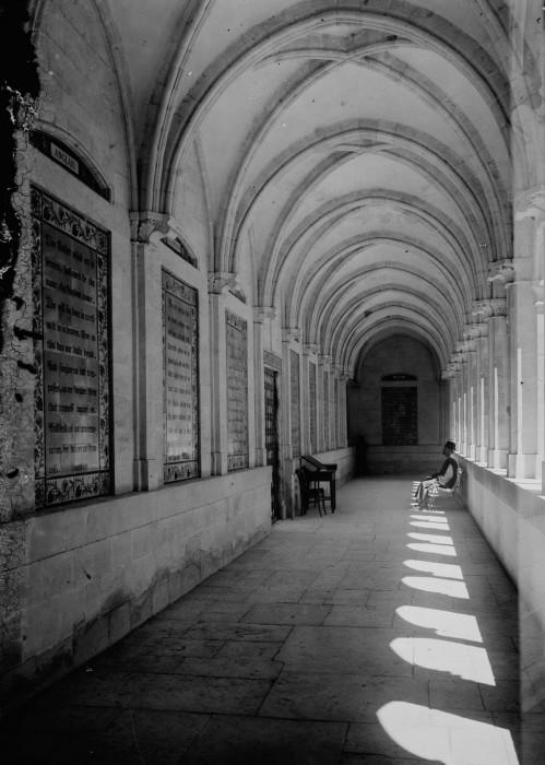 Священный город Иерусалим, 1900 год.