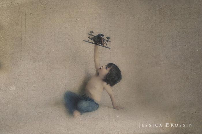 Очаровательные работы Джессики Дроссин (Jessica Drossin).