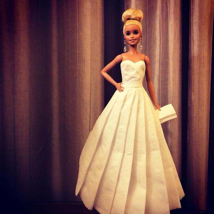Классическое свадебное платье. Автор: Jian Yang.
