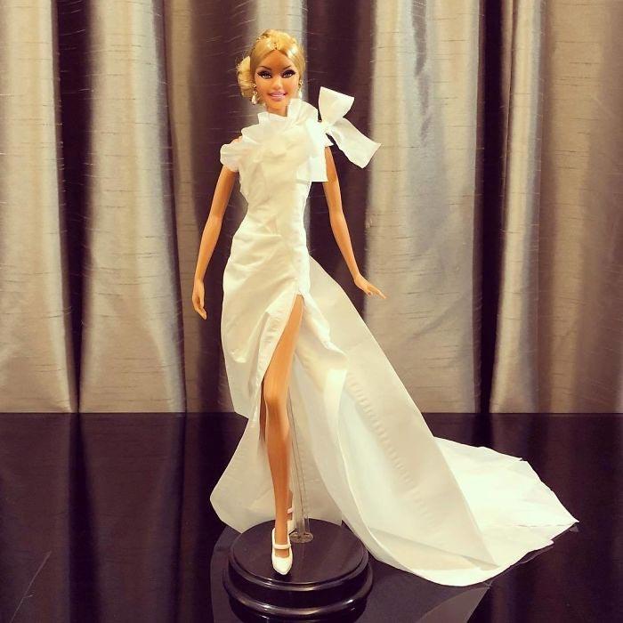 А вы бы хотели себе такое свадебное платье? Автор: Jian Yang.
