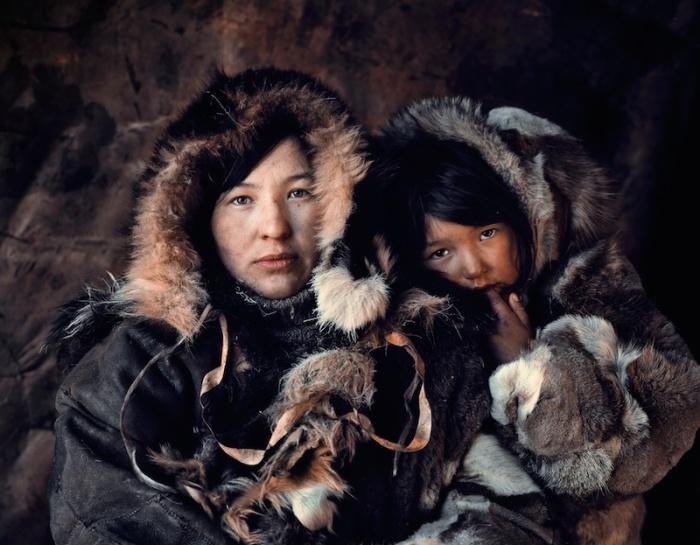 Колоритные портреты людей разных культур и народностей. Автор фото: Джимми Нельсон (Jimmy Nelson).