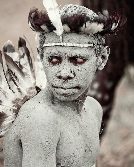 Каро, Эфиопия. Автор фото: Джимми Нельсон (Jimmy Nelson).