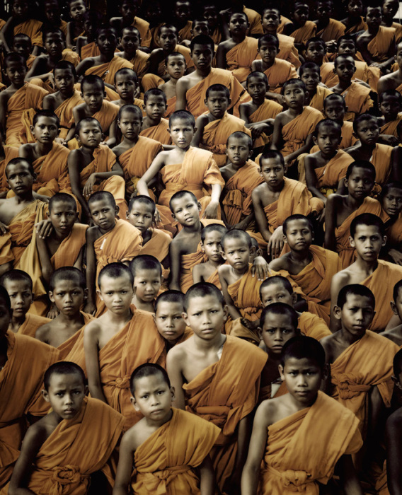 Тибетцы. Автор фото: Джимми Нельсон (Jimmy Nelson).
