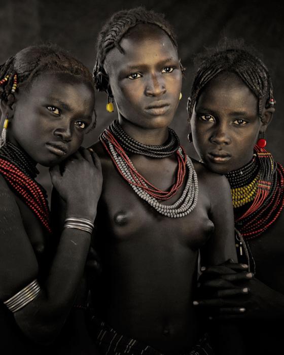 Племя дассанеш, Эфиопия. Автор фото: Джимми Нельсон (Jimmy Nelson).