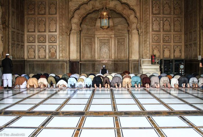 Мечеть Бадшахи. Автор фото: Тео Jioshvili.