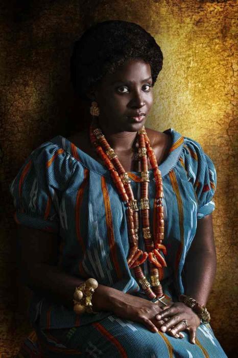Мода по-африкански. Автор: Joana Choumali.
