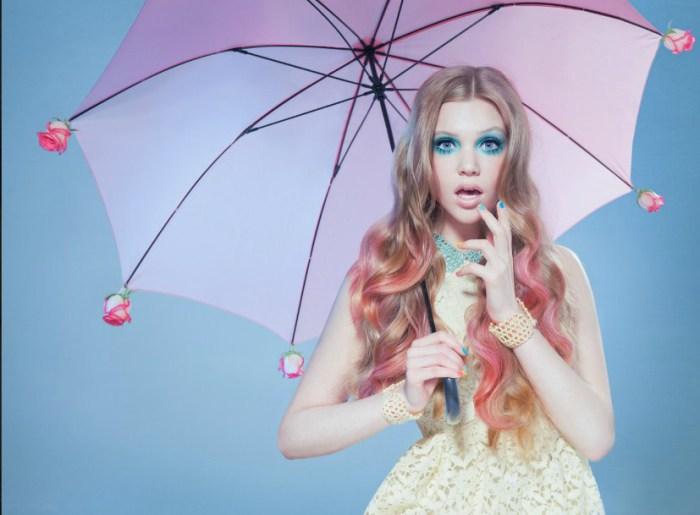 Фешн работы польского фотографа Джоанны Кустра (Joanna Kustra).