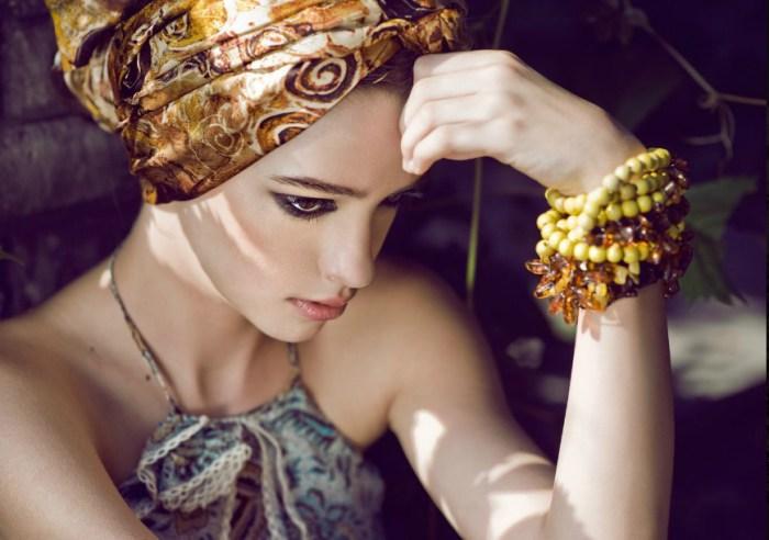 Модные работы польского фотографа Джоанны Кустра (Joanna Kustra).