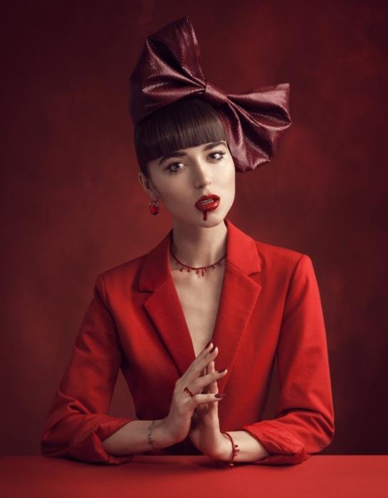 Красочные образы в работах польского фотографа Джоанны Кустра (Joanna Kustra).