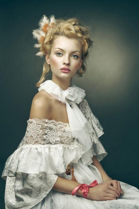 Элегантные образы в работах польского фотографа Джоанны Кустра (Joanna Kustra).
