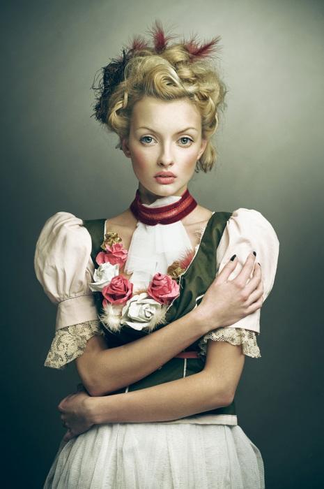 Впечатляющее творчество  польского фотографа Джоанны Кустра (Joanna Kustra).
