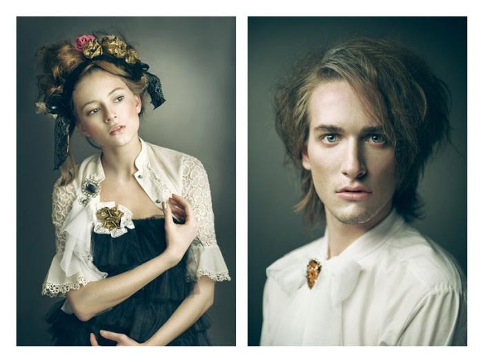 Эффектные работы польского фотографа Джоанны Кустра (Joanna Kustra).