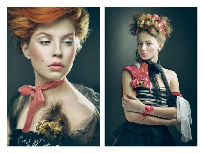 Роскошные образы в работах  польского фотографа Джоанны Кустра (Joanna Kustra).
