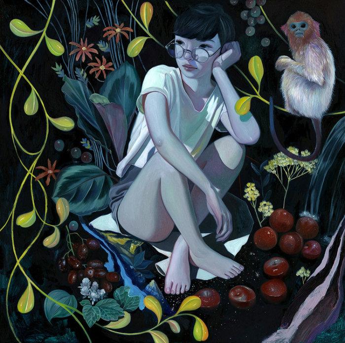 Сад Евы. Автор: Joanne Nam.