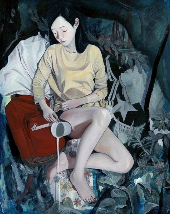 Соня. Автор: Joanne Nam.