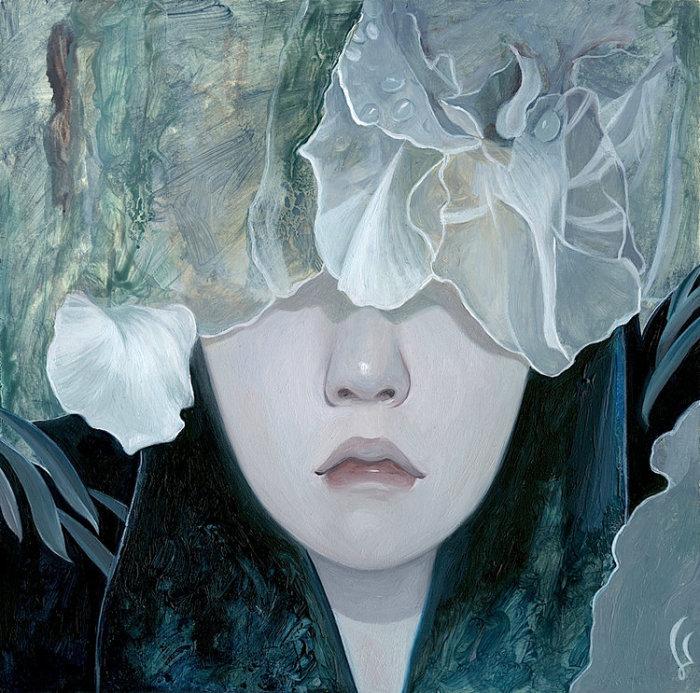 Твой голос. Автор: Joanne Nam.