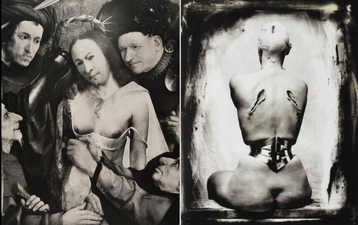 Сложнопостижимое искусство в художественных работах Джоэля-Питера Уиткина (Joel-Peter Witkin).