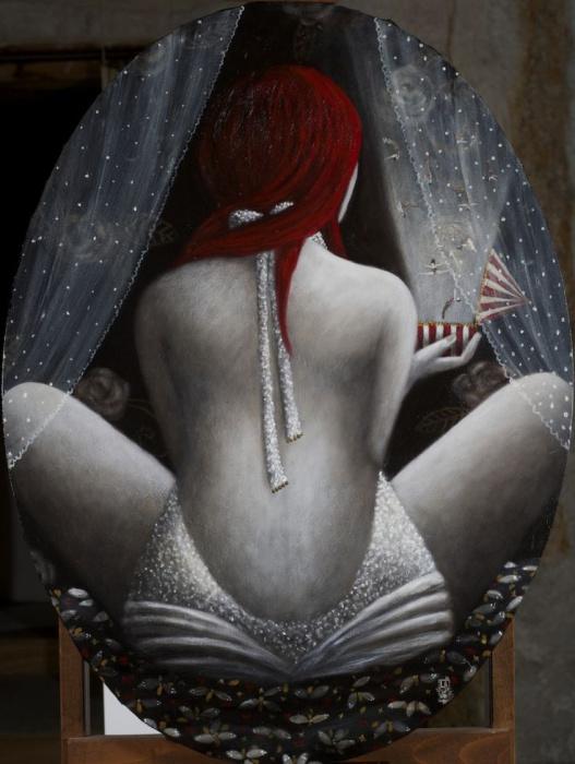 Романтический настрой. Автор: Johanna Perdu.
