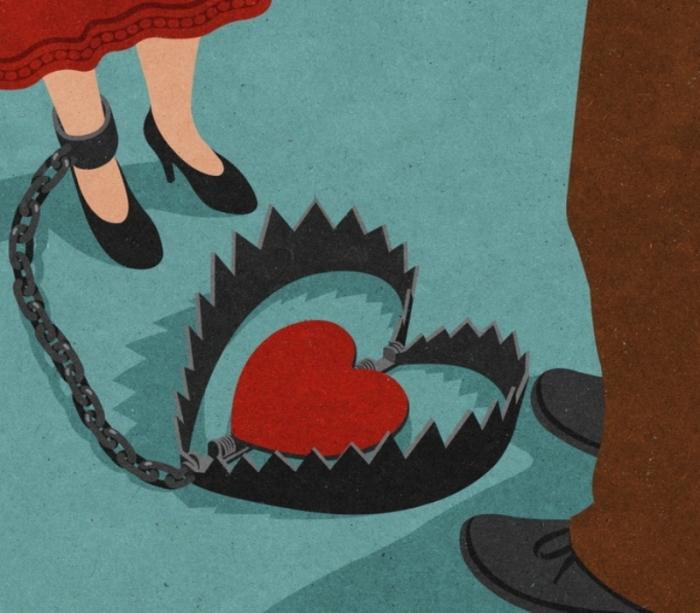 Заложница любви. Автор: John Holcroft.