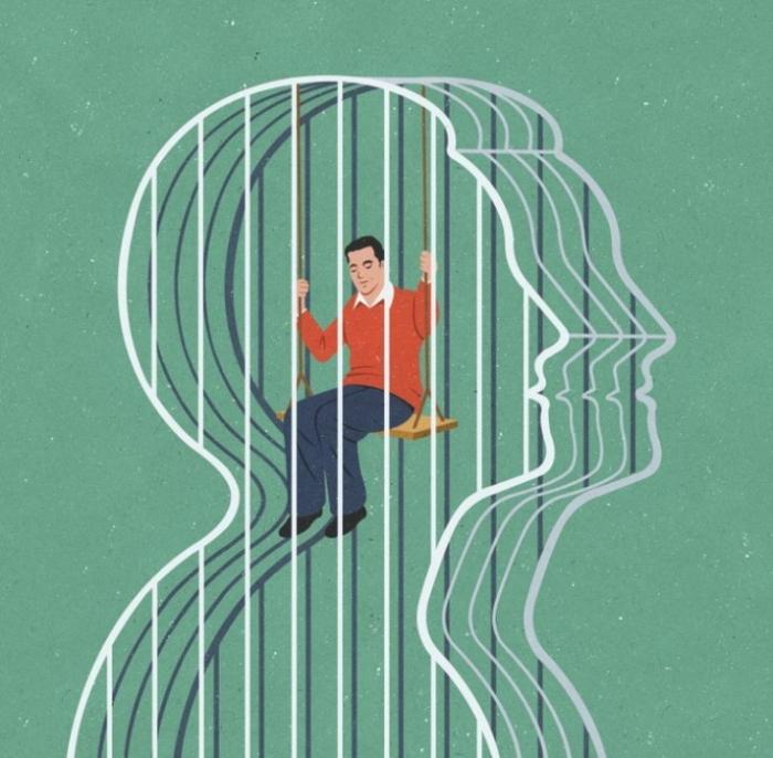 Заложник собственных идей и мыслей. Автор: John Holcroft.