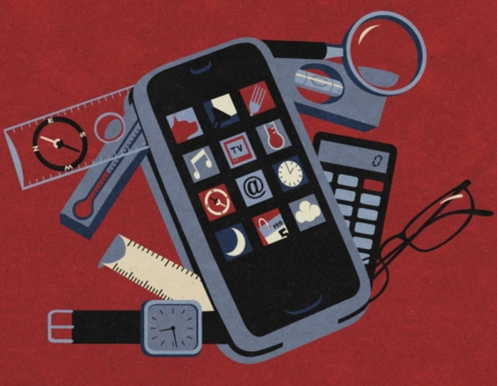 Предметы первой необходимости в современном мире. Автор: John Holcroft.