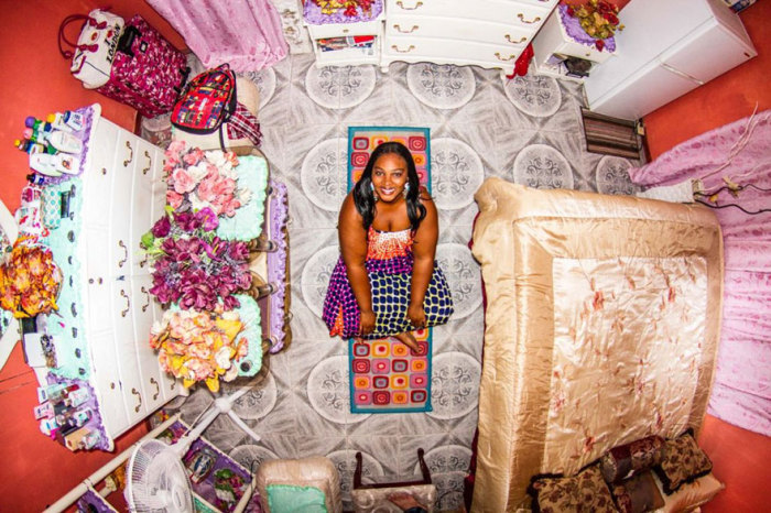 Кингстон, Ямайка: Камилла. Автор: John Thackwray.