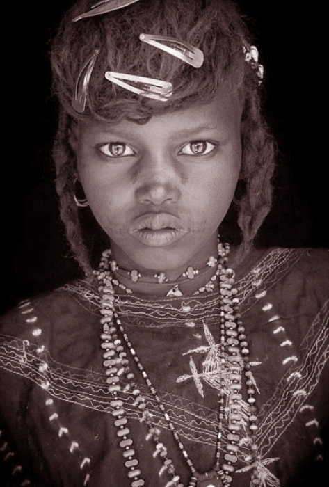 Западная Африка. Автор: John Kenny.