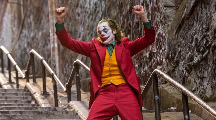 Джокер, одержавшие две награды. \ Фото: irenebrination.com