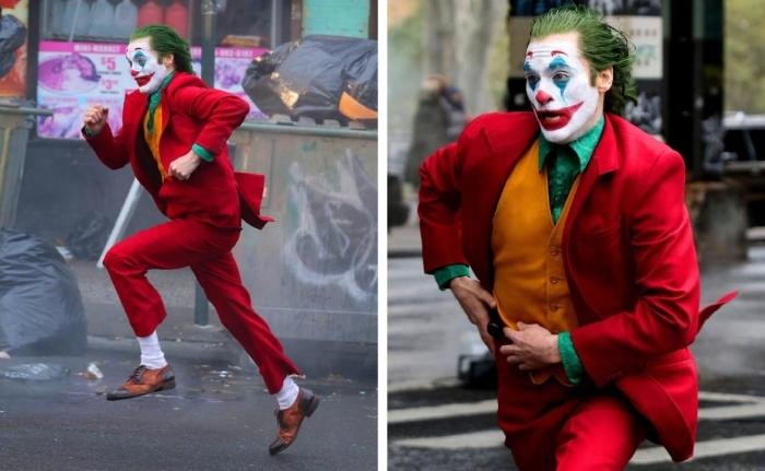 Кадры со съёмок фильма Джокер. \ Фото: 24smi.org.