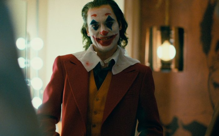 А как вам такой Джокер? \ Фото: hesquire.ru.