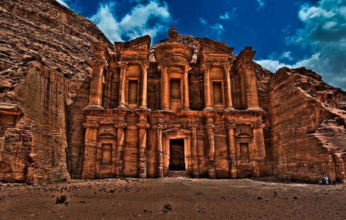 Набатейское царство. Иордания.