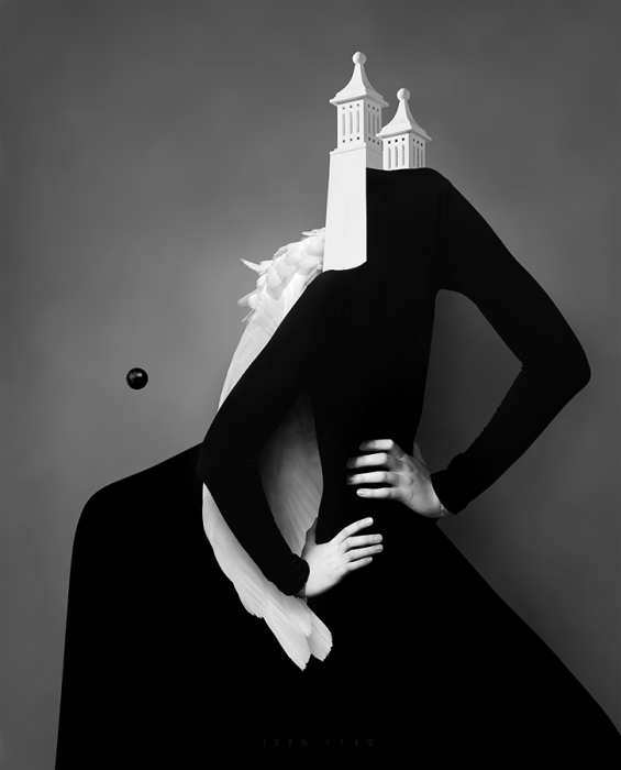 Тяжесть мира. Автор: Jorg Karg.