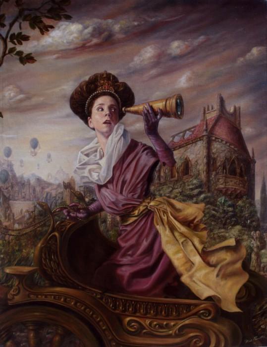 Картины современного художника Хосе Парра (Jose Parra).