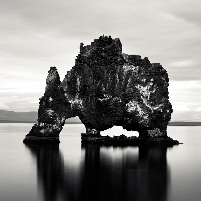 Скала Слон, Исландия. Автор: Josef Hoflehner.