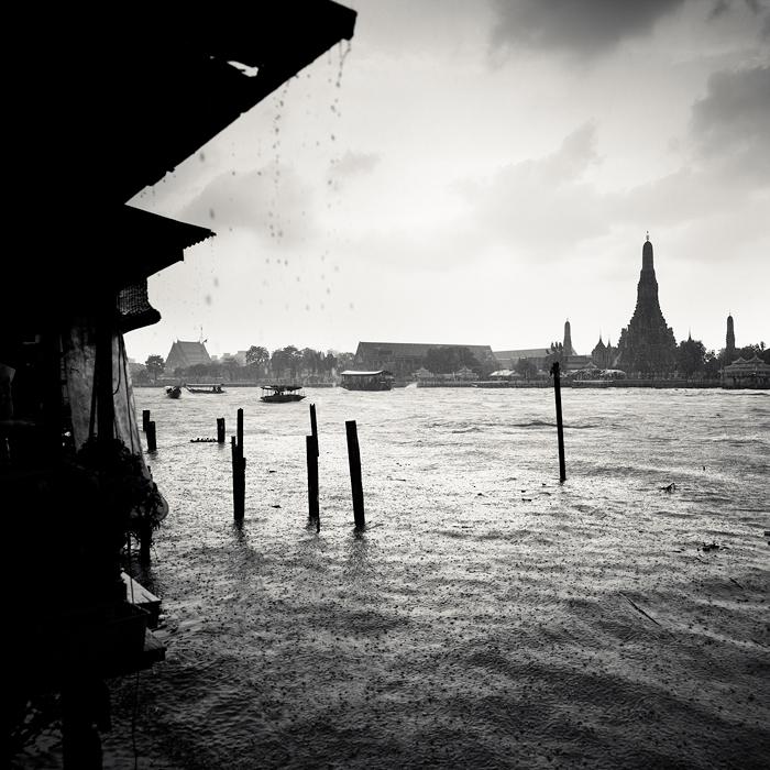 Храм рассвета, Бангкок, Таиланд. Автор: Josef Hoflehner.