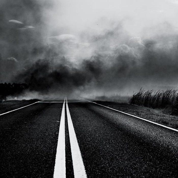 Горящий Эверглейдс, Флорида из серии «Далёкий юг». Автор: Josef Hoflehner.