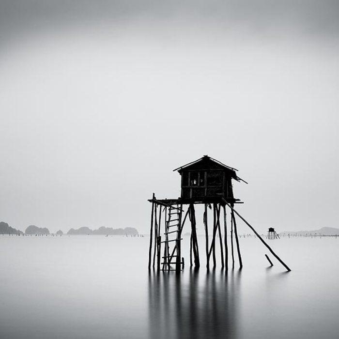 Хрупкое жилище из серии «Вьетнам». Автор: Josef Hoflehner.