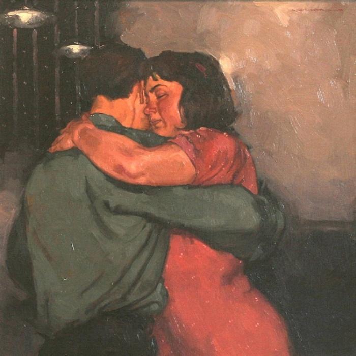 В танце. Автор: Joseph Lorusso.