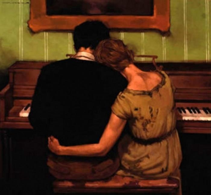 Сыграй нашу песню. Автор: Joseph Lorusso.