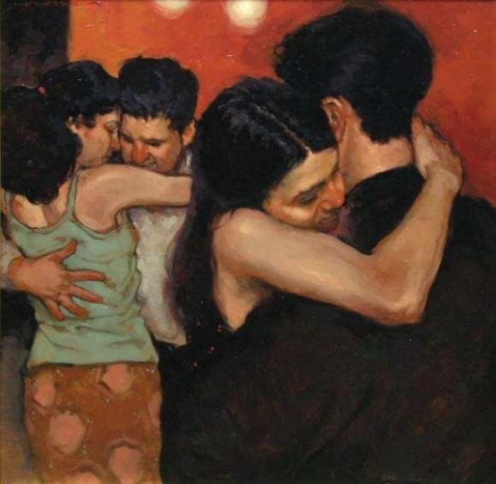 Мы вместе. Автор: Joseph Lorusso.